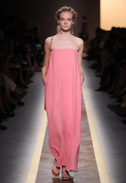шифоновые платья 2012