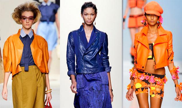 модные жакеты 2012