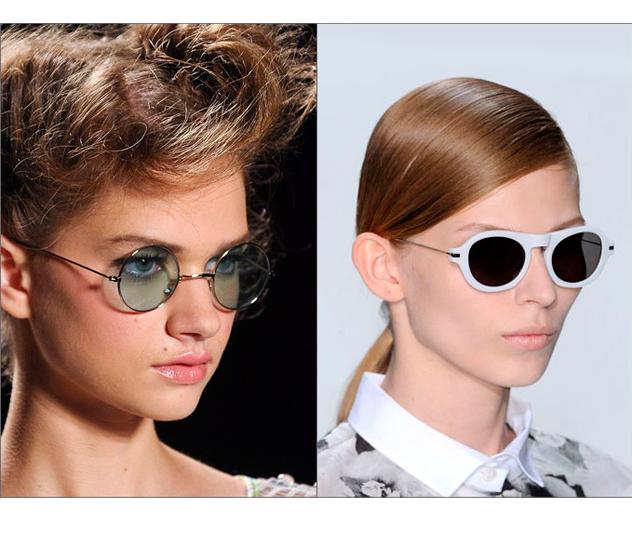 очки в ретро-стиле