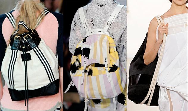 модные рюкзаки 2012