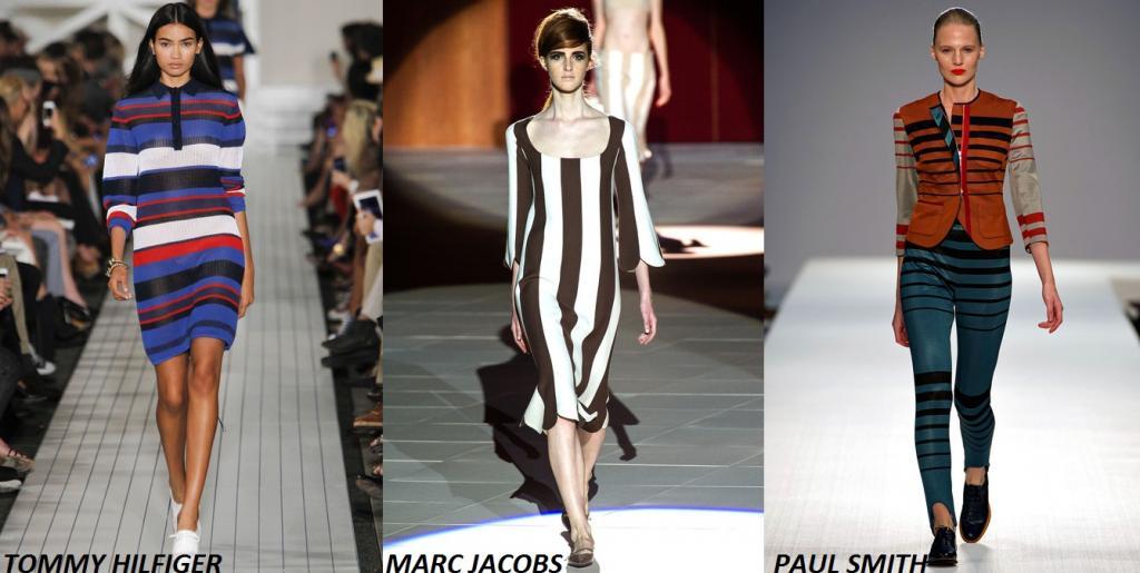 тенденции моды весна лето 2013