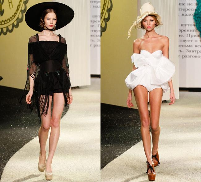 Новая коллекция одежды Ulyana Sergeenko