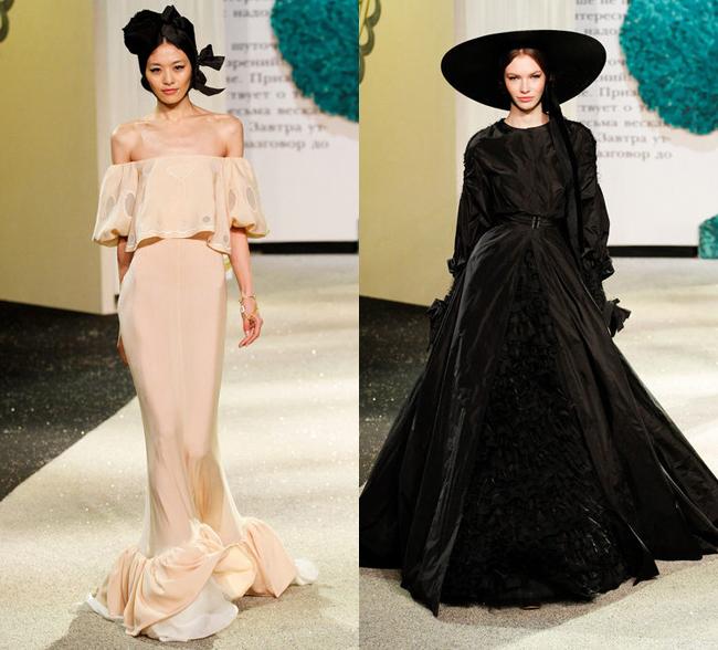 Ulyana Sergeenko новая коллекция одежды 2013